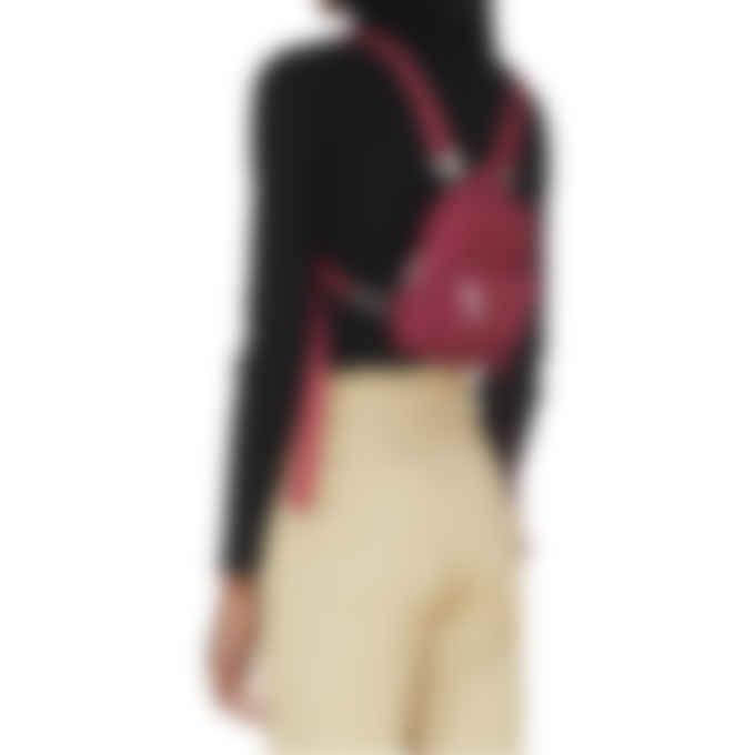 Kenzo - Mini Canvas Kampus Tiger Backpack - Magenta
