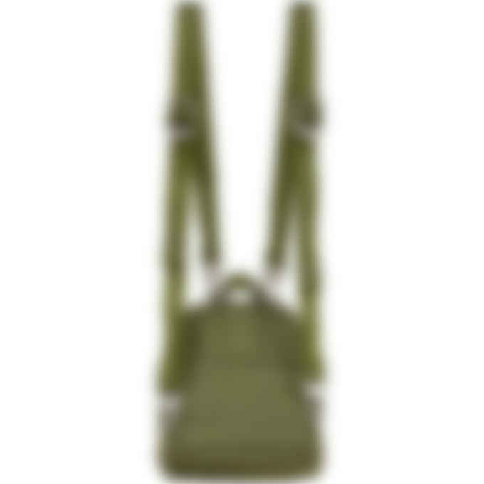Kenzo - Mini Canvas Kampus Tiger Backpack - Khaki