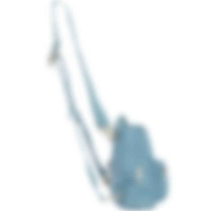 Kenzo - Mini Canvas Kampus Tiger Backpack - Glacier