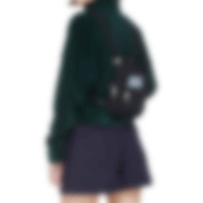 Kenzo - Mini Canvas Kampus Tiger Backpack - Black