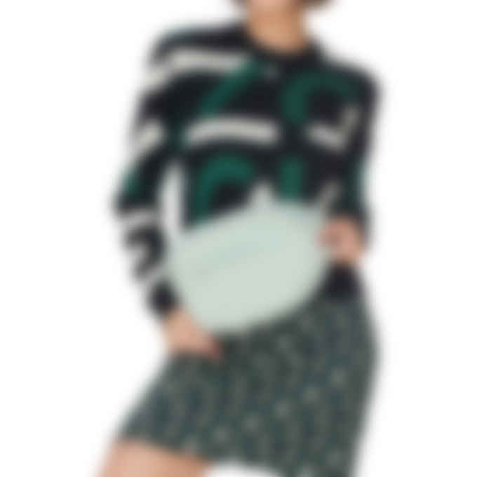 Kenzo - Canvas Kampus Tiger Belt Bag - Grey Green