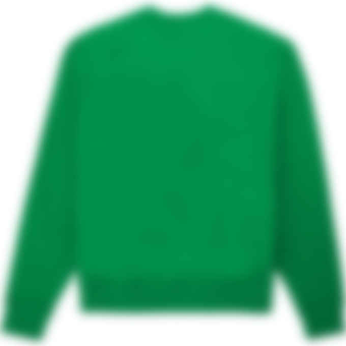 Kenzo - Logo Pullover Sweater - Green