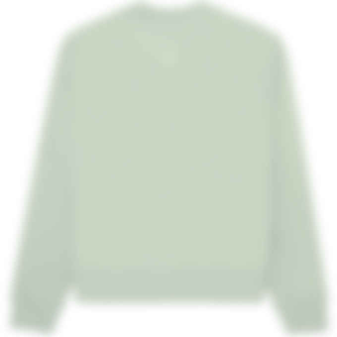 Kenzo - Logo Pullover Sweater - Sage Green