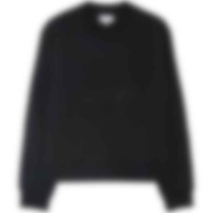 Kenzo - Embossed Tiger Pullover Sweater - Black