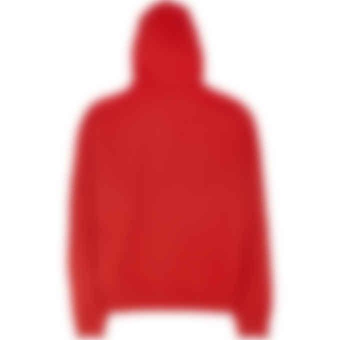 Kenzo - Logo Hoodie - Cherry