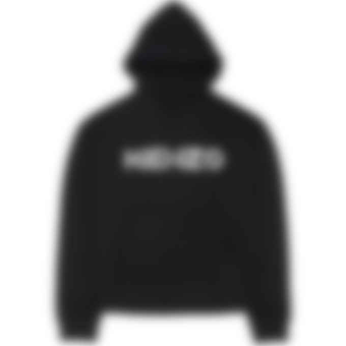 Kenzo - Logo Hoodie - Black