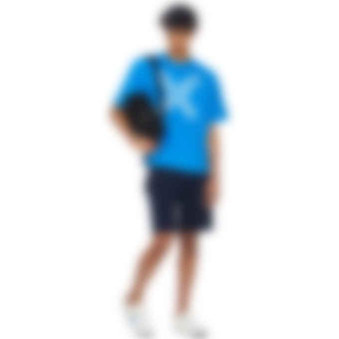 Kenzo - Kenzo Sport 'Big X' T-Shirt - Cyan