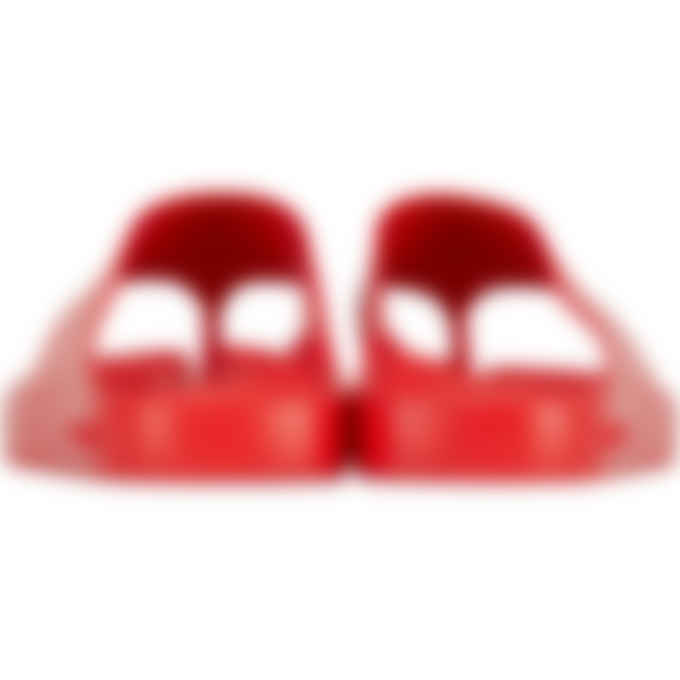 Kenzo - K-Beach Flip-Flops - Medium Red