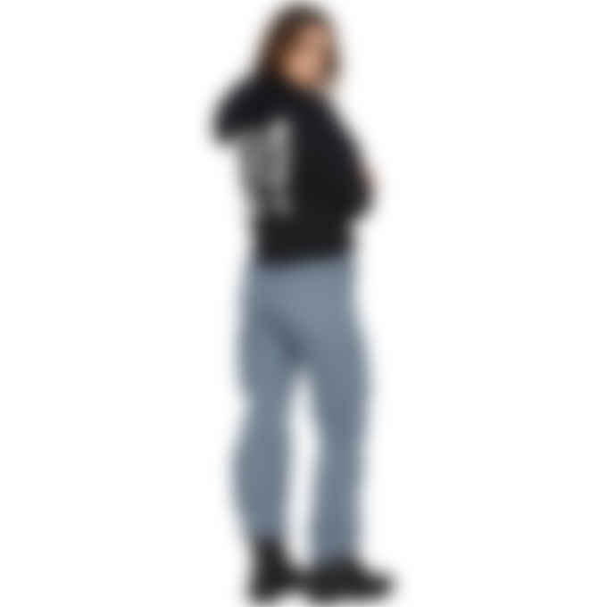 Kenzo - Flared Cargo Pants - Pearl Grey