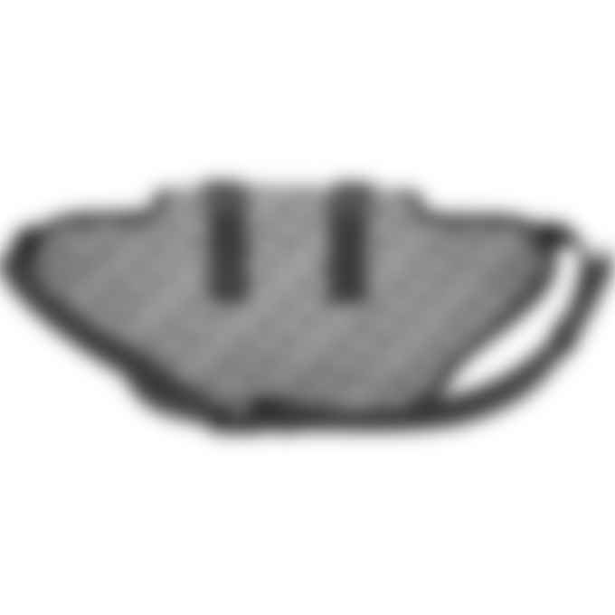 Kenzo - Monogram Jacquard Belt Bag - Misty Grey
