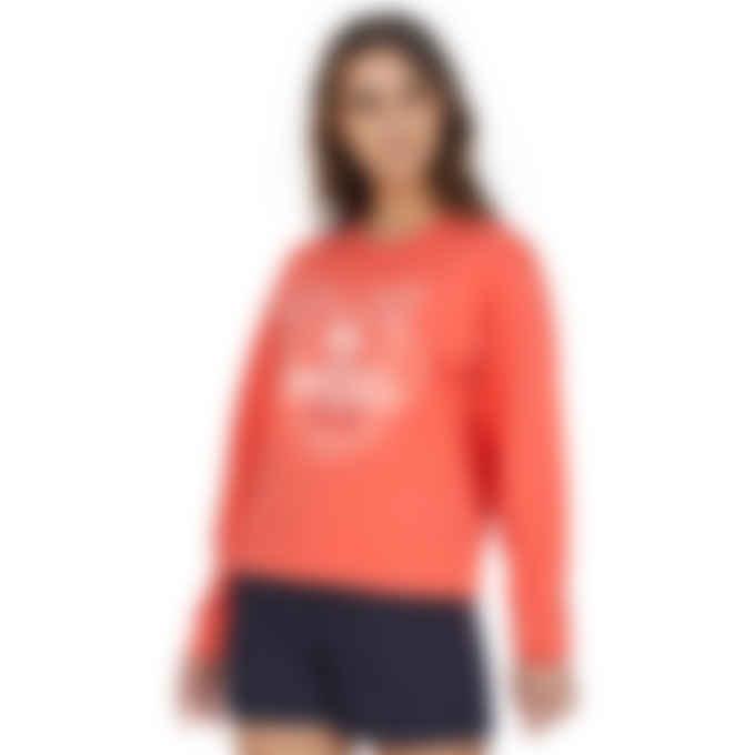 Kenzo - Tiger Pullover Sweater - Red Orange