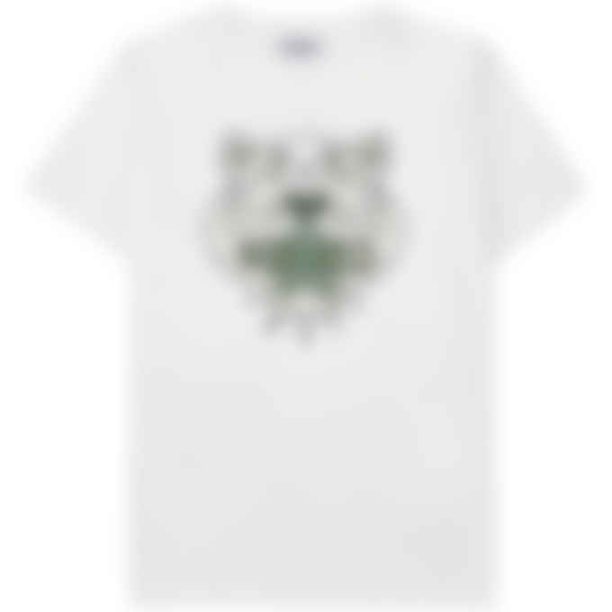 Kenzo - Tiger T-Shirt - White