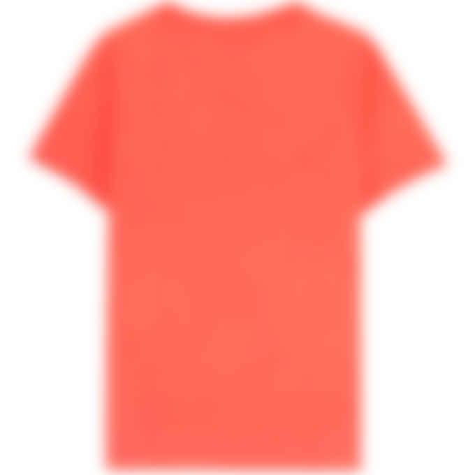 Kenzo - Tiger T-Shirt - Red Orange