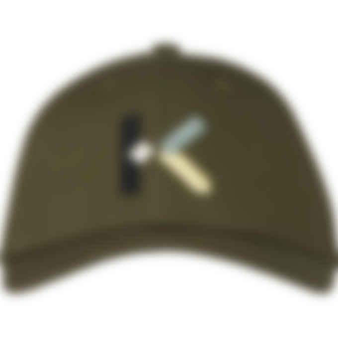 Kenzo - K Cap - Dark Khaki