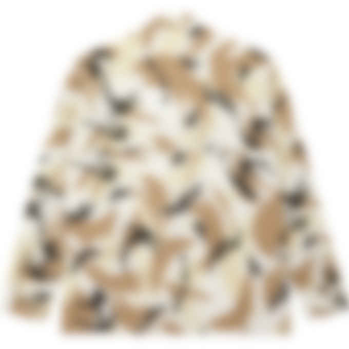 Kenzo - 'Tropic Camo' Overshirt - Off White