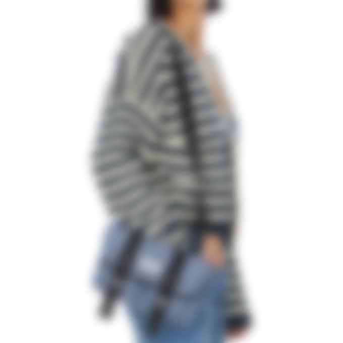 Kenzo - Courier Jacquard Belt Bag - Navy Blue