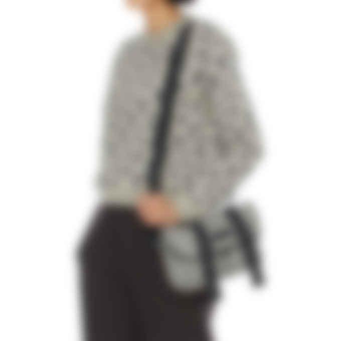 Kenzo - Courier Jacquard Belt Bag - Misty Grey
