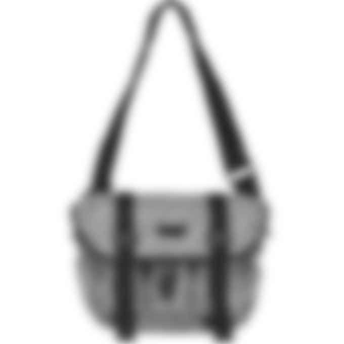 Kenzo - Courier Small Monogram Jacquard Messenger Bag - Misty Grey