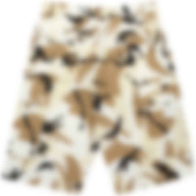 Kenzo - 'Tropic Camo' Cargo Shorts - Off White