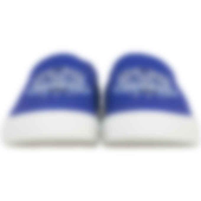 Kenzo - K-Skate Canvas Tiger Slip-On Sneakers - Royal Blue