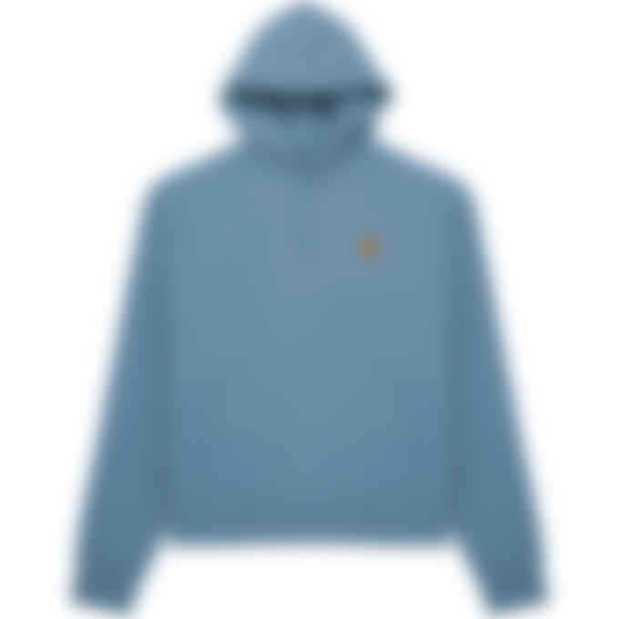 Kenzo - Tiger Crest Hoodie - Blue