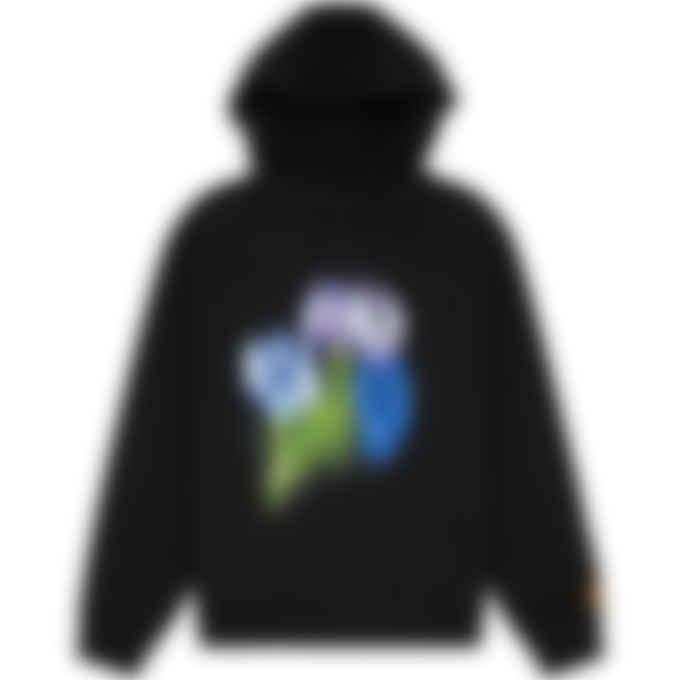 Kenzo - Oversized 'Poppy' Hoodie - Black