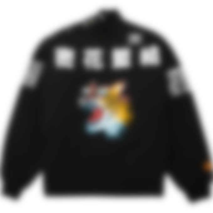 Kenzo - Kenzo x Kansaiyamamoto 'Cheetah' Pullover Sweater - Black