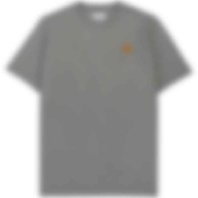 Kenzo - Tiger Crest T-Shirt - Dove Grey