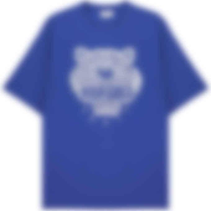 Kenzo - Oversize Tiger T-Shirt - Royal Blue