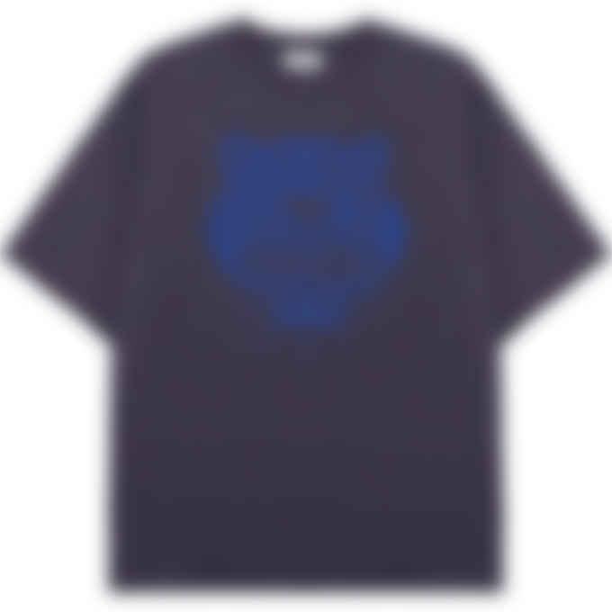 Kenzo - Oversize Tiger T-Shirt - Navy Blue