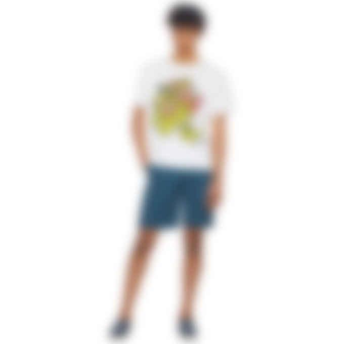Kenzo - Kenzo x Kansaiyamamoto 'Three Tigers' T-Shirt - White