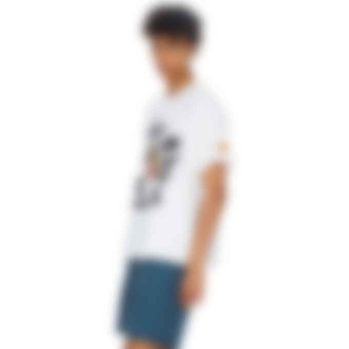 Kenzo - Kenzo x Kansaiyamamoto 'Cheetah' T-Shirt - White