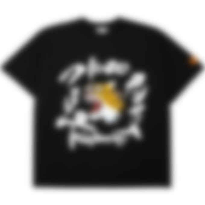 Kenzo - Kenzo x Kansaiyamamoto 'Cheetah' T-Shirt - Black