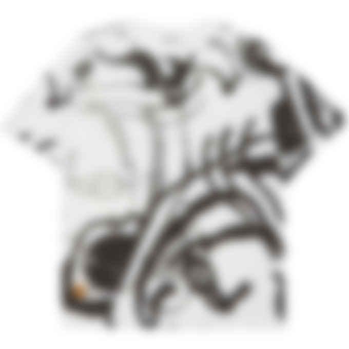 Kenzo - K-Tiger Boxy T-Shirt - White