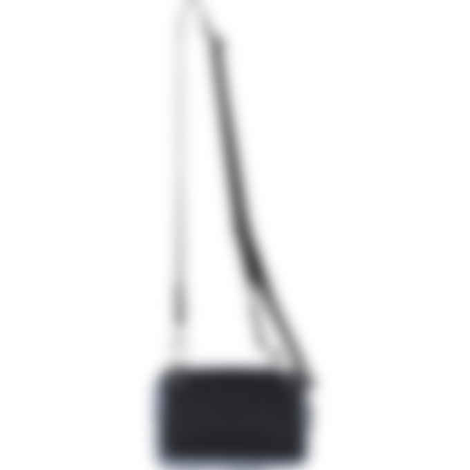 Kenzo - Courier Jacquard Mini Crossbody Bag - Navy Blue