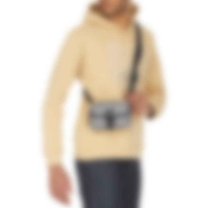Kenzo - Courier Jacquard Mini Crossbody Bag - Misty Grey