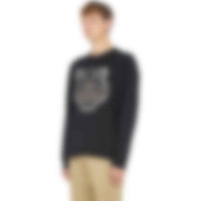 Kenzo - Tiger Seasonal 1 Pullover Sweater - Black