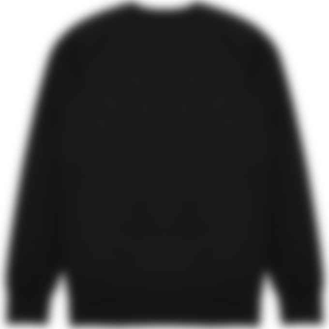 Maison Kitsuné - Handwriting Clean Pullover Sweaters - Black