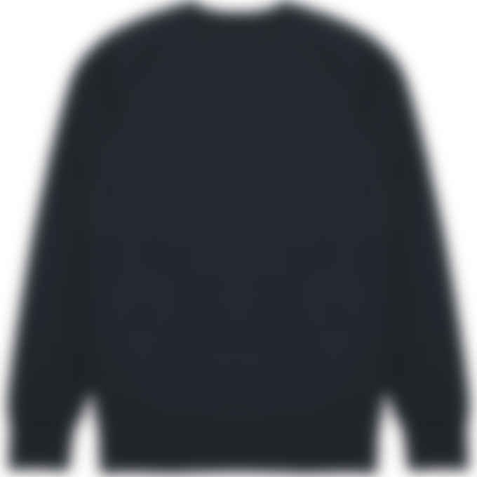 Maison Kitsuné - Double Fox Head Patch Classic Pullover Sweater - Anthracite