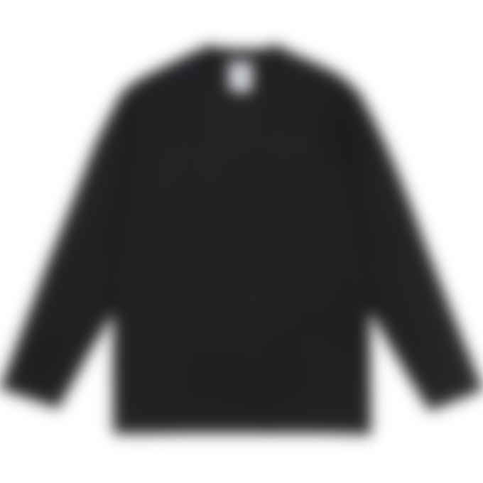 Y-3 - Classic Long Sleeve Logo T-Shirt - Black