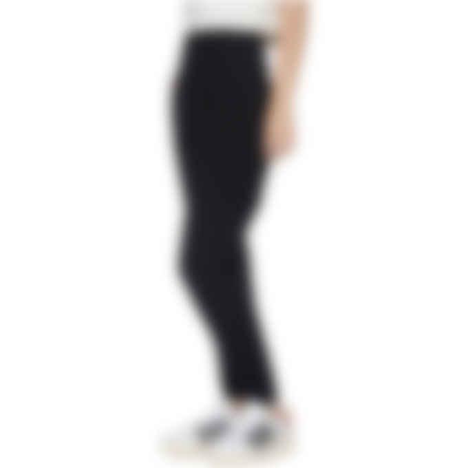 Y-3 - Classic Terry High Waist Pants - Black