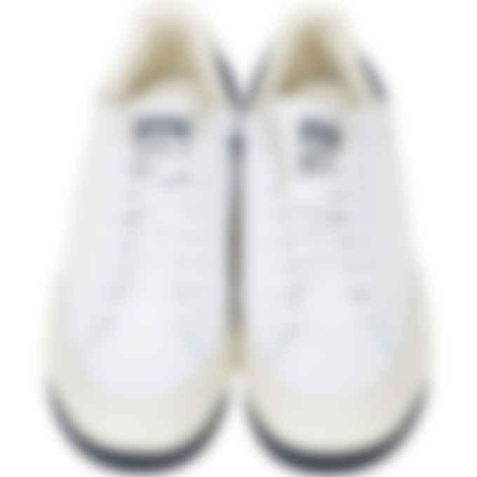 adidas Originals - Rob Laver - Cloud White/Collegiate Navy/Off White
