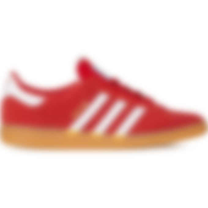 adidas Originals - München - Scarlet/Core White/Gold Metallic