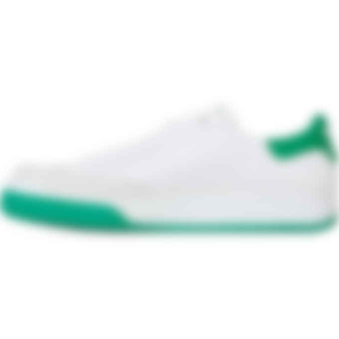 adidas Originals - Rod Laver - Cloud White/Cloud White/Fairway Green