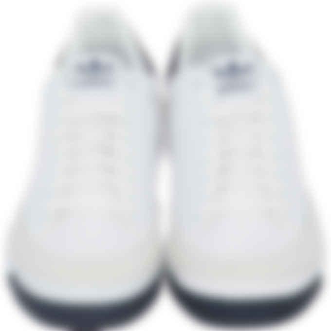 adidas Originals - Rod Laver - Cloud White/Cloud White/Collegiate Navy