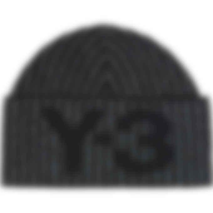 Y-3 - CH1 Reflective Beanie - Black