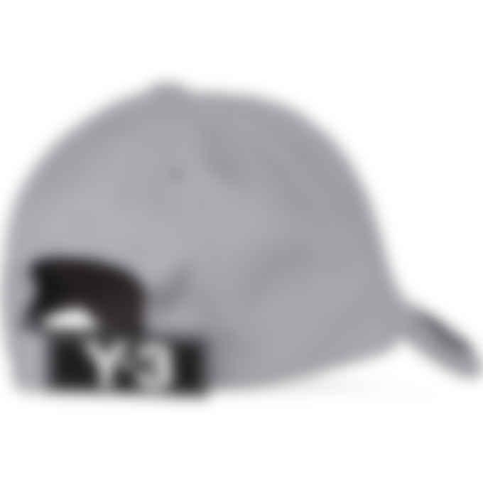 Y-3 - CH1 Cap - Charcoal Solid Grey