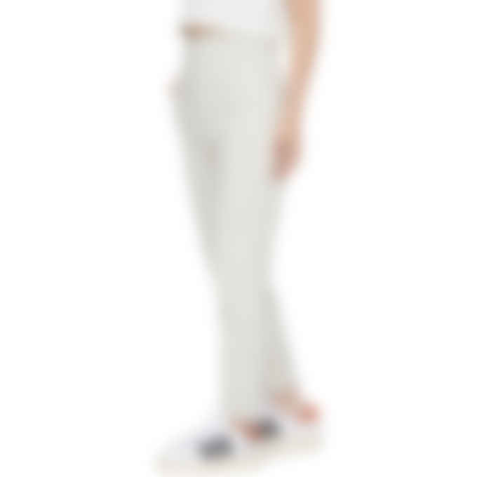 Y-3 - Classic Terry High Waist Pants - Ecru
