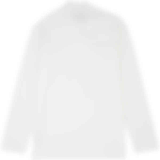 Y-3 - Classic Long Sleeve Mock Neck T-Shirt - Core White
