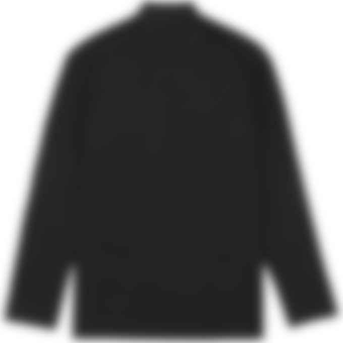 Y-3 - Classic Long Sleeve Mock Neck T-Shirt - Black